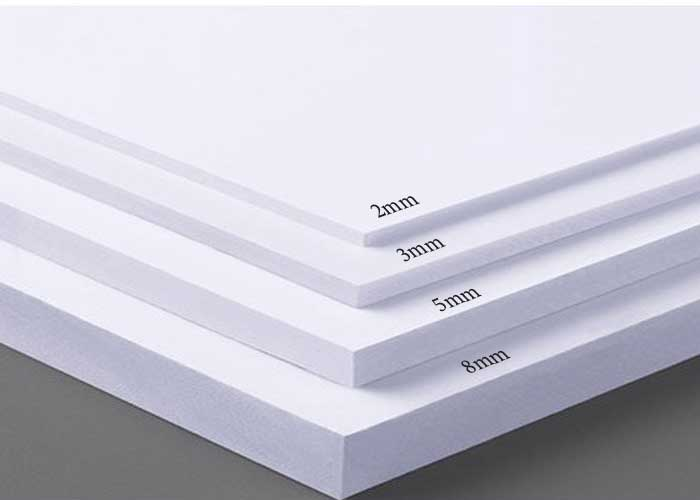 foam board poster