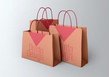 paper bag printing duabi